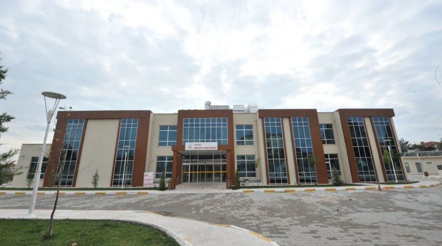 Havsa Devlet Hastanesi